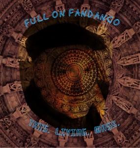 Full On Fandango Album Cover Mockup