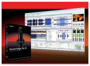 Masterful Mastering Software: Sound Forge Pro 10